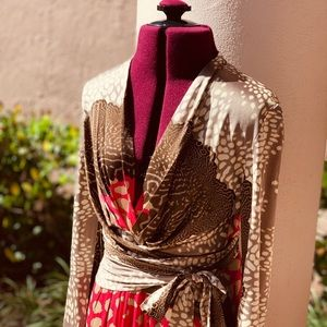 Issa London Dresses - Issa London Wrap Dress
